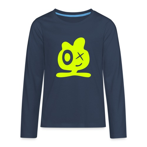Reddy Monsterkrümel - Teenager Premium Langarmshirt