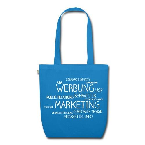 Marketing Cloud beidseitig - Bio-Stoffbeutel