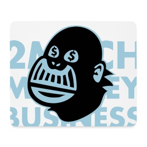 monkeybizz - Mouse Pad (horizontal)
