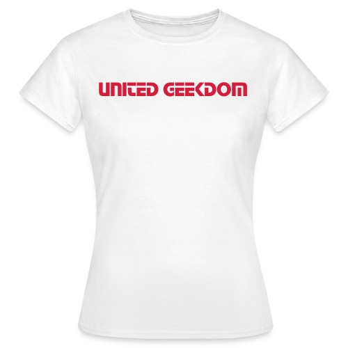 Geekdom Basic - Women's T-Shirt