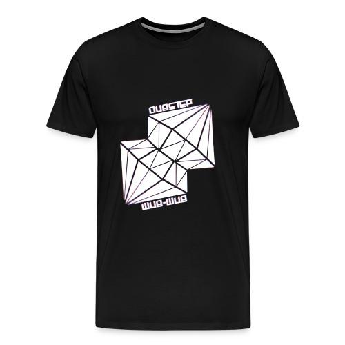 DUBSTEP WUB-WUB (Homme) - T-shirt Premium Homme
