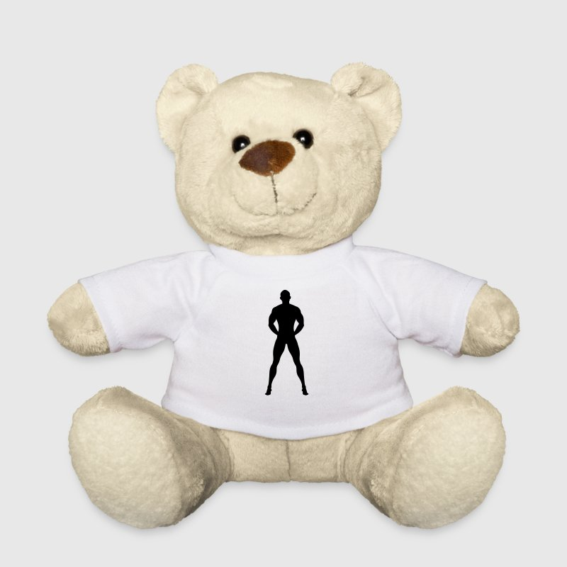 Naked and Muscular man Teddy Bear Toys - Teddy Bear