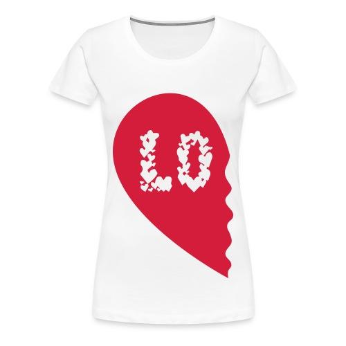 special st valentin femme - T-shirt Premium Femme