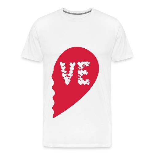 special st valentin homme - T-shirt Premium Homme