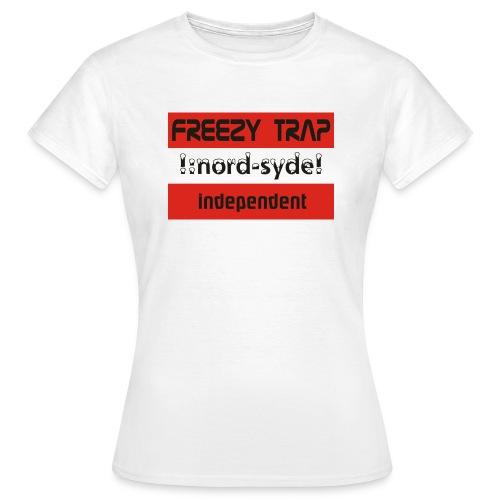 Freezy Trap FrauenShirt - Frauen T-Shirt