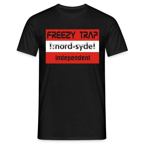 Freezy Trap MännerShirt - Männer T-Shirt
