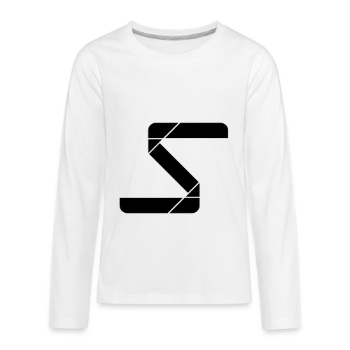 Teenager Premium shirt met lange mouwen