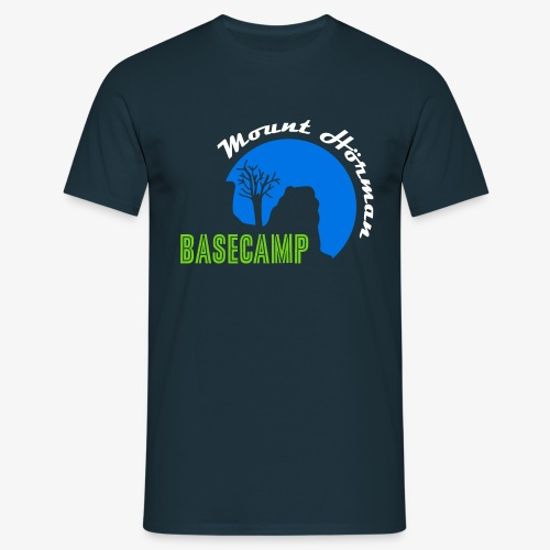 Mount Hörman Basecamp - Männer T-Shirt