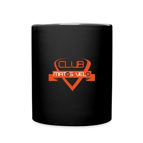 tasse club MV orange - Tasse en couleur