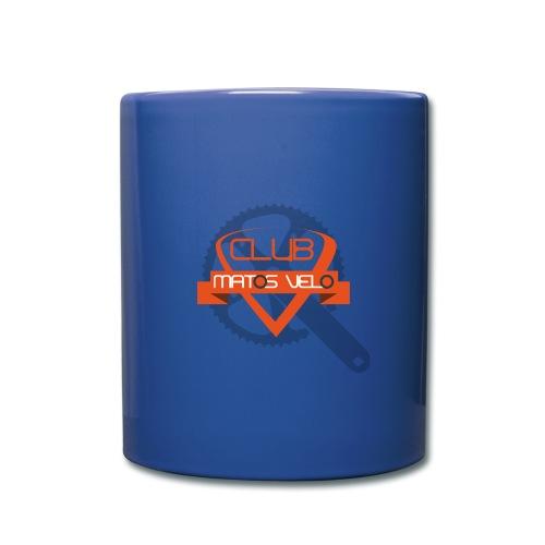 tasse club MV pédalier - Tasse en couleur