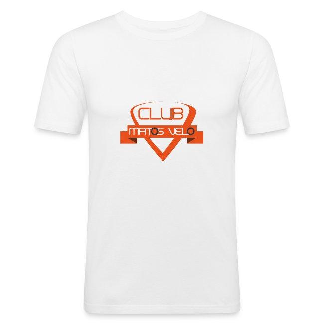 T-shirt club MV orange