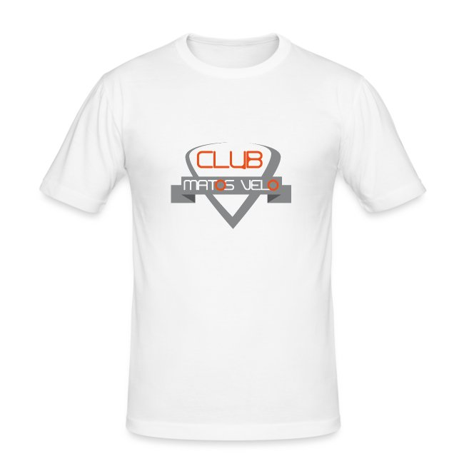 T-shirt club MV gris