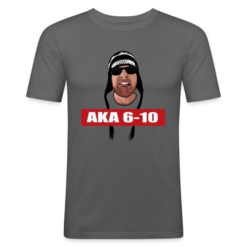 ★ Thug Sixten - Slim Fit T-shirt herr