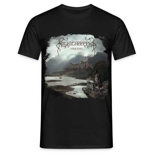 NightCreepers Hreidd - Men's T-Shirt