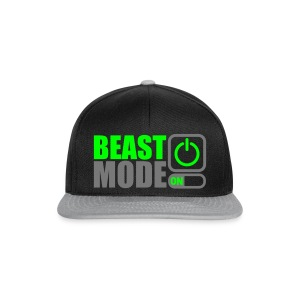 Beast Mode Snap Back - Snapback Cap