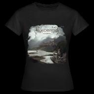T-Shirts ~ Women's T-Shirt ~ NC Girlie Hreidd III