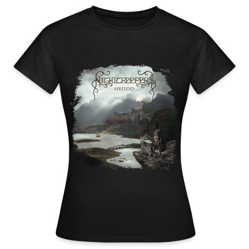 NC Girlie Hreidd III - Women's T-Shirt