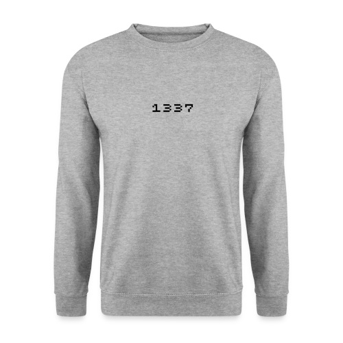 1337 Speak Sweatshirt - Men's Sweatshirt