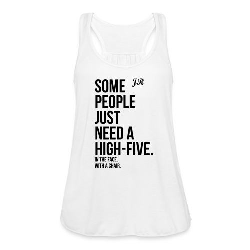 JR Shirt #1 WOMEN - Frauen Tank Top von Bella