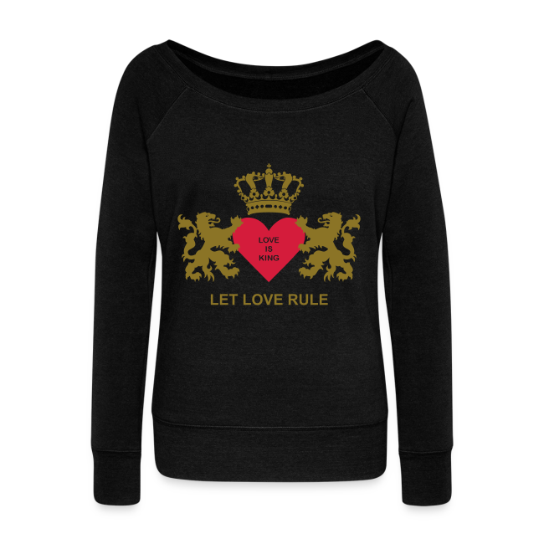 Love Is King wapenschild