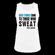Urheiluvaatetus ~ Naisten tekninen tankkitoppi ~ Good Things