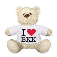 Kuscheltiere ~ Teddy ~ I lOVE BKK Teddy