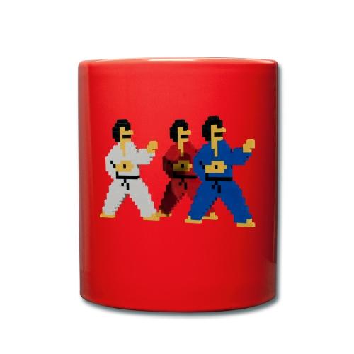 8-bit trip ninjas  1  - Full Colour Mug