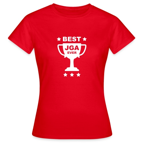 Best JGA ever (md) - Frauen T-Shirt