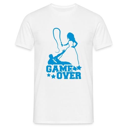 Game Over JGA (md) - Männer T-Shirt