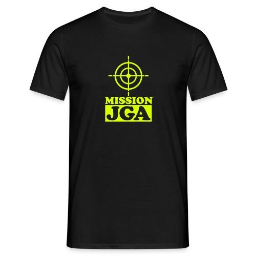 Mission JGA (md) - Männer T-Shirt