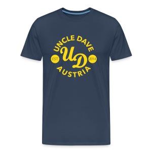 Dave Premium Men flock - Männer Premium T-Shirt