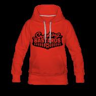 Pullover & Hoodies ~ Frauen Premium Kapuzenpullover ~ Smoking Hoodie ♀