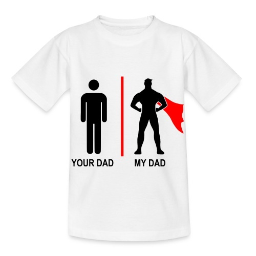 My Dad - Kinder T-Shirt