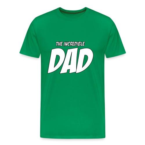 Papa / Fête des Pères - T-shirt Premium Homme