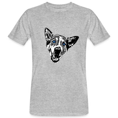 Lana Husky T-Shirt - Männer Bio-T-Shirt