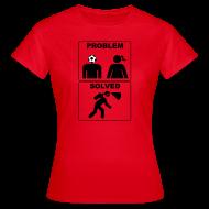 Magliette ~ Maglietta da donna ~ Prolem Solved