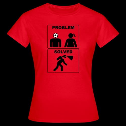 Prolem Solved - Maglietta da donna