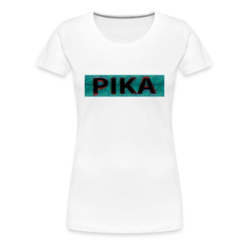 PIKA (Femme) - T-shirt Premium Femme