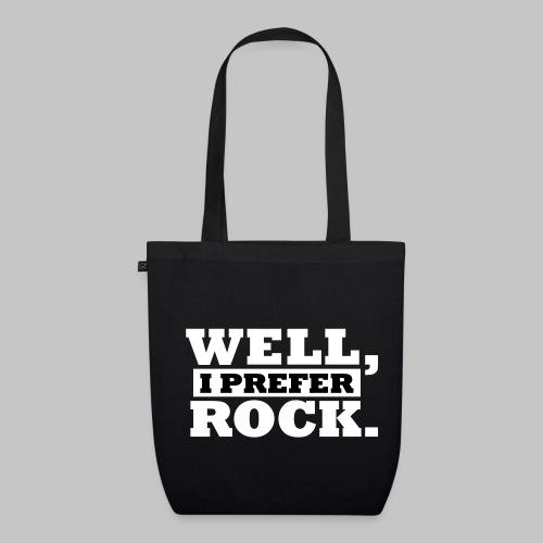 I Rock Well. - Bio-Stoffbeutel