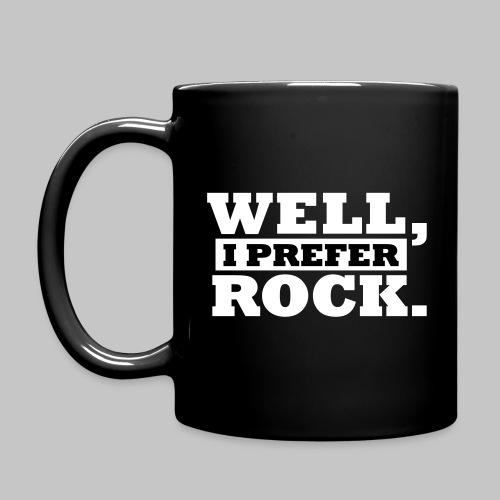 I Rock Well. - Tasse einfarbig
