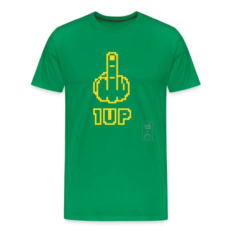 1up - T-shirt Premium Homme