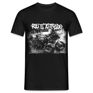 Rat's Attitude by LPB - T-shirt Homme
