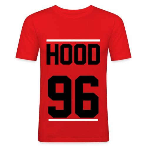 HOOD - T-shirt près du corps Homme