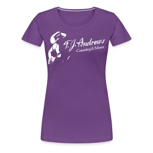 T-Shirt Frauen T.J. Andrews - Frauen Premium T-Shirt