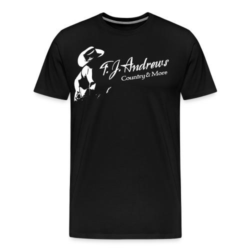 T-Shirt Männer T.J. Andrews - Männer Premium T-Shirt