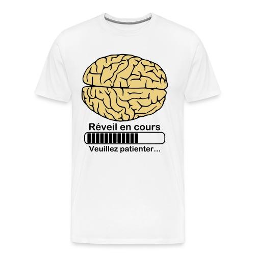 T-shirt pour les paresseux  - T-shirt Premium Homme