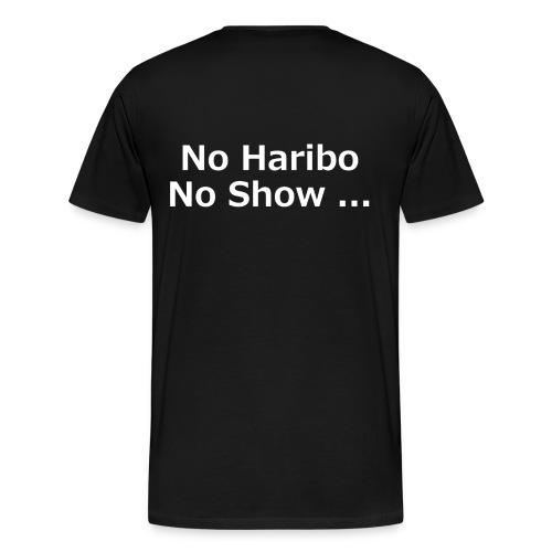 T-Shirt - No show - T-shirt Premium Homme