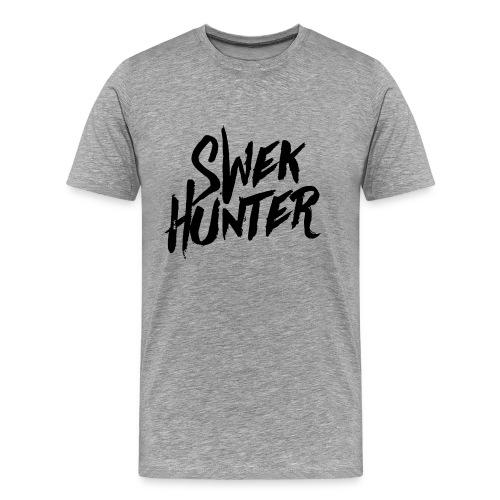 Swek Hunter - Mannen Premium T-shirt