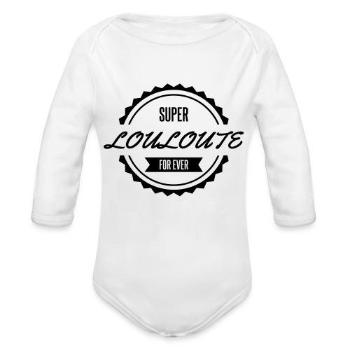 Bébé / Naissance / Baby - Body bébé bio manches longues