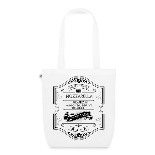 Parma Ham Tote - EarthPositive Tote Bag